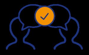 icon partnerschaft factoring mit der vfh gmbh verrechnungsstelle fuer heilberufe